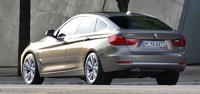 Пятидверный хэтчбек BMW 3 GT попался в объектив фотошпионов