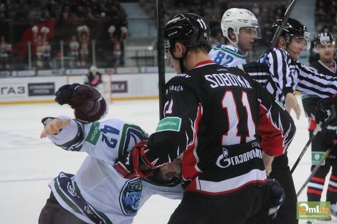 Владимир Соботка останется в «Авангарде» на следующий сезон