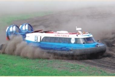Три омских вездехода «Арктика» отправляются в Китай