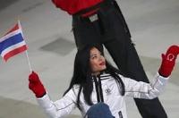 Ванесса Мэй проиграла лыжную гонку на Олимпиаде