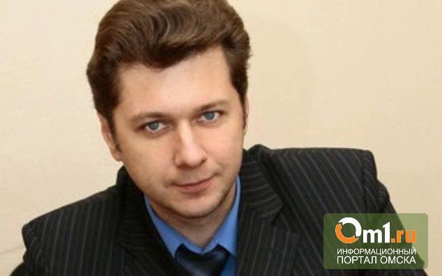 Экс-глава пресс-службы мэрии Омска Корабельников возглавил ГУ по делам печати