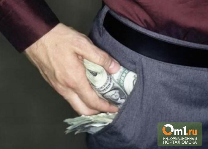 Житель Казахстана украл у омички около полумиллиона рублей