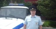 В Омском районе полицейский вытащил из воды 88-летнего пенсионера