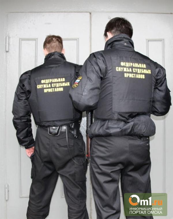 Приставы арестовали у омича вентилятор и DVD за долг на Webmoney