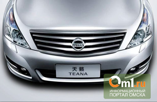 В Китае представлена Teana нового поколения