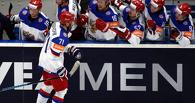 С горем пополам: Россия обыграла Словакию на ЧМ по хоккею