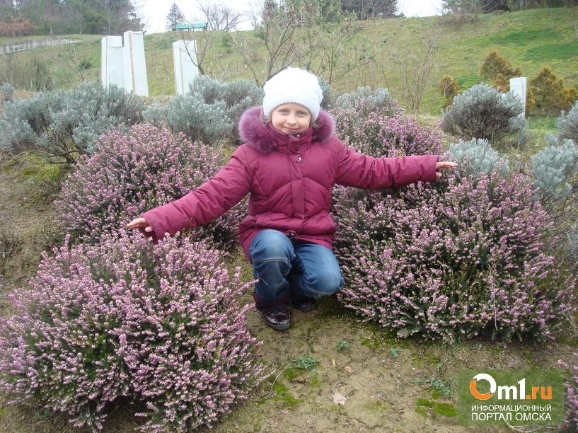 Омичи собирают деньги для помощи 10-летней Лизы Кругловой