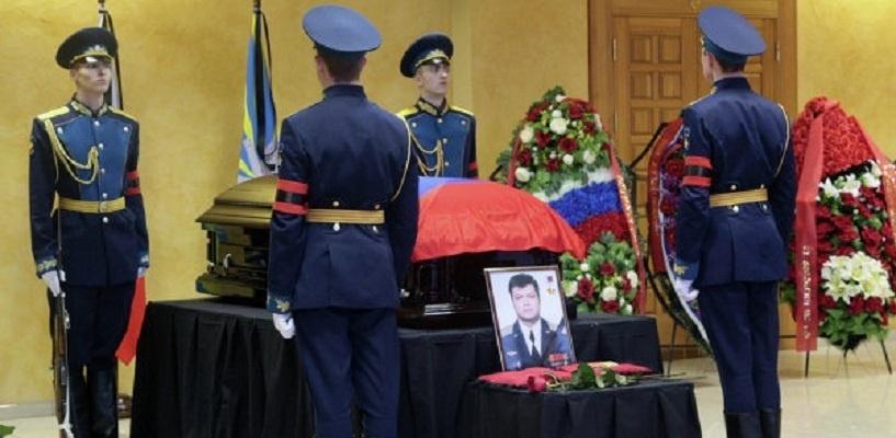Именем погибшего пилота Су-24 Олега Пешкова назовут улицу в Москве