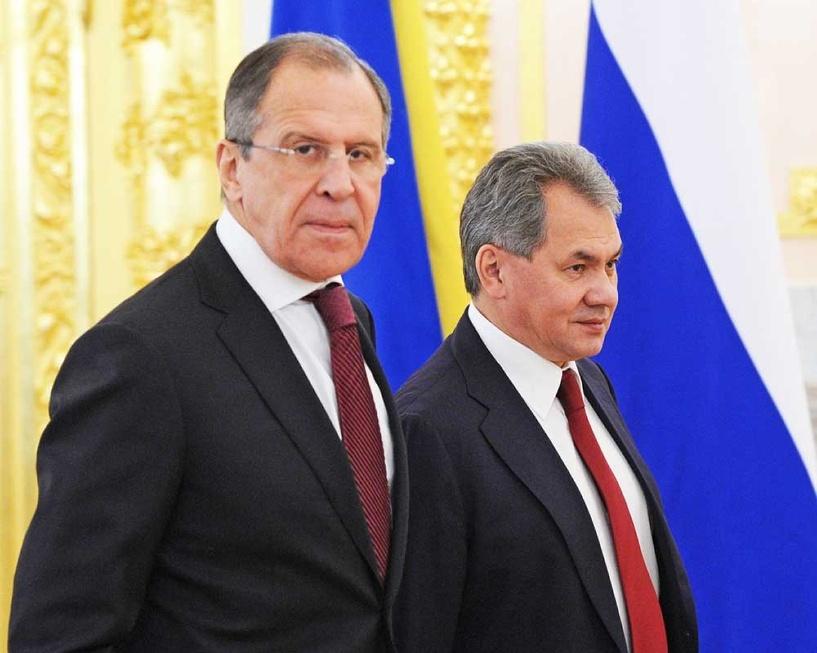 «Главные защитники»: россияне признали Шойгу и Лаврова лучшими министрами