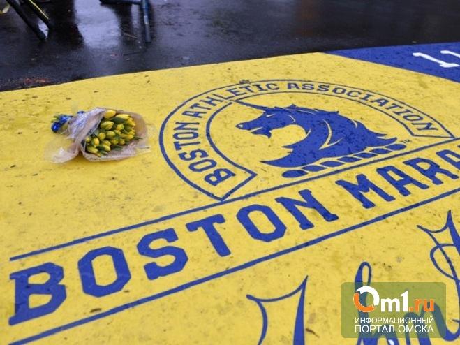 На марафоне в Бостоне людей эвакуировали из-за угрозы взрыва