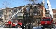 Из горящей омской многоэтажки спасли 12 человек
