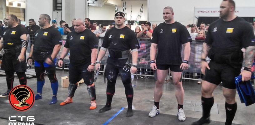 На турнире в ЮАР омич порвал мыщцу при подъеме 600 кг