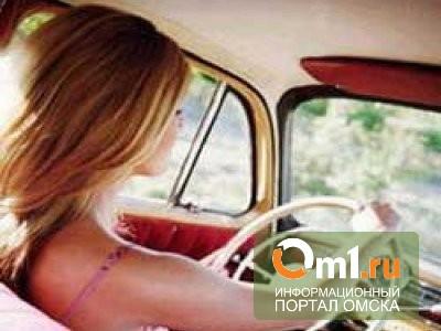 Лихачка чуть не убила себя и ребенка на трассе Омск – Тюмень
