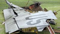 Спасатели нашли фрагменты тел пилотов разбившегося в Киргизии самолета