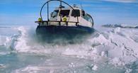 На Крутинские озера отправят вездеход на воздушной подушке