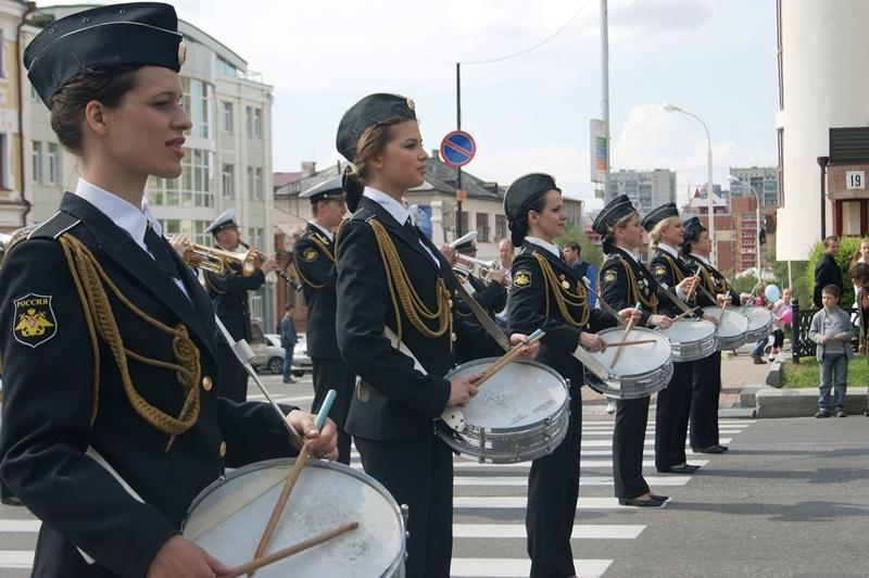 В Омск на День города приедет оркестр из книги Гиннесса