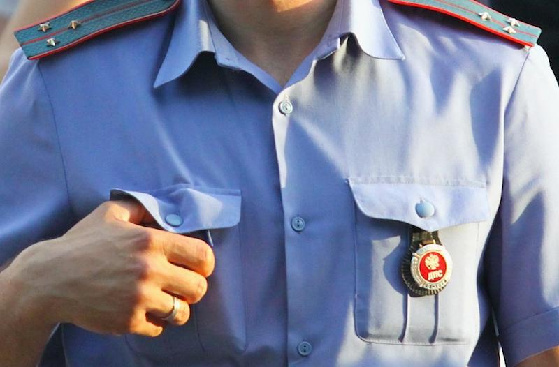 У омского инспектора ДПС нашли полграмма наркотиков
