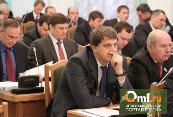 Депутаты попросили мэра Омска построить в школах хоккейные модули