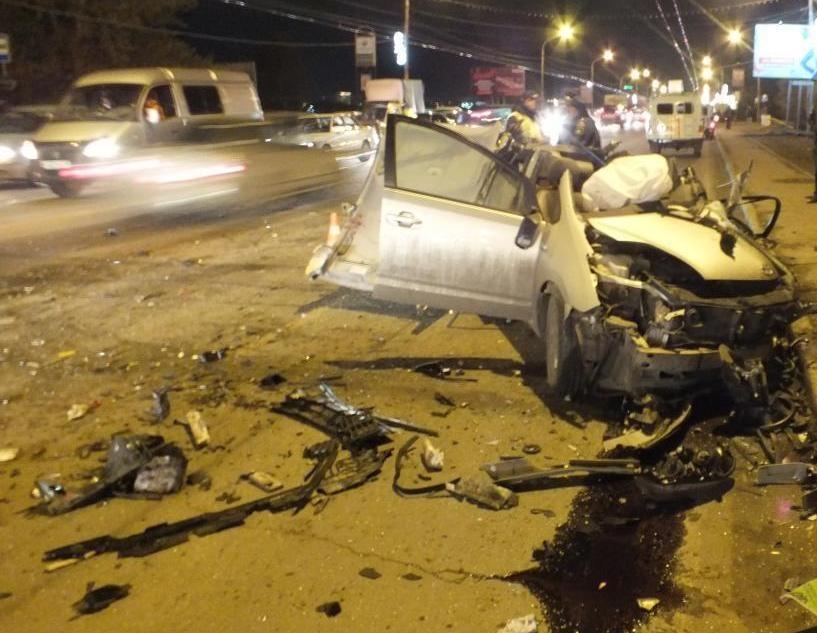 Омская полиция: Вина водителя Toyota Corolla не вызывает сомнений