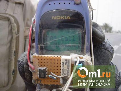 В Омске из-за найденного «детонатора» оцепили территорию гаражей