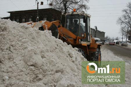 Омские улицы готовят к встрече Олимпийского огня