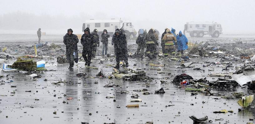 Нечеловеческие крики: опубликована запись последних переговоров пилотов ростовского Boeing