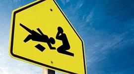 В Омске маршрутка №5 на «зебре» сбила 22-летнего парня