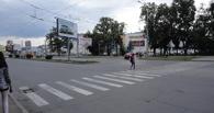 В Омске «Газель» сбила ребенка