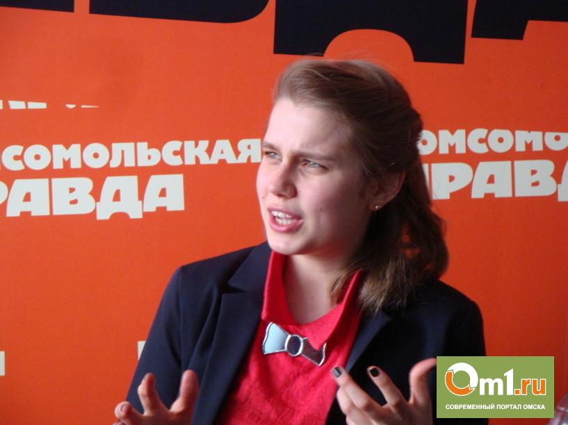 Дарья Мельникова считает, что фото из кафе «Эверест» не прославили Омск