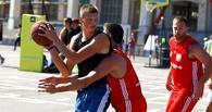 В Омске откроют новую уличную площадку для стритбола