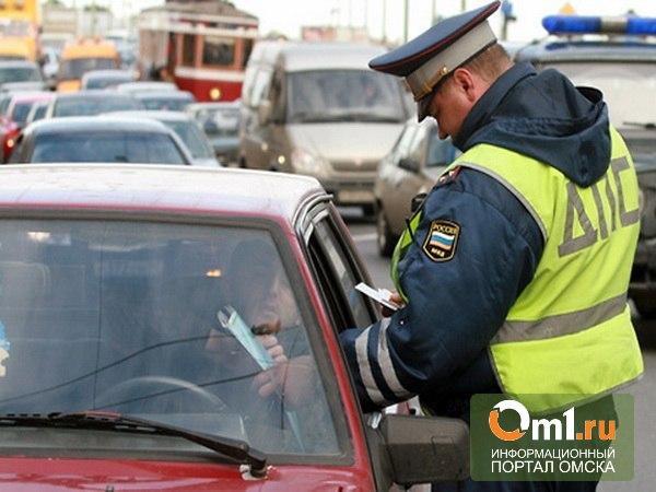 Омские полицейские поймали человека, находящегося в федеральном розыске
