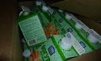 В Омскую область пытались завезти нелегальный казахстанский кефир