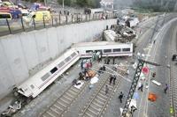 Машинист поезда, разбившегося в Испании: «Все погибшие — на моей совести»