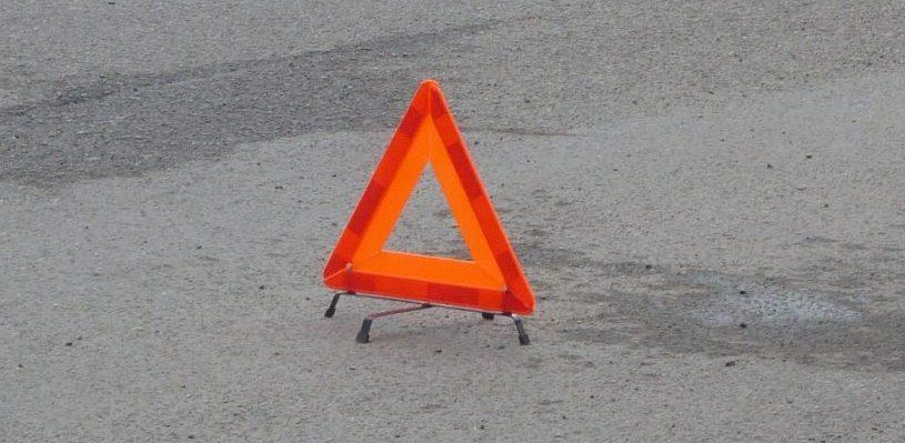 Под Омском отечественная легковушка улетела в кювет — погибла пассажирка автомобиля