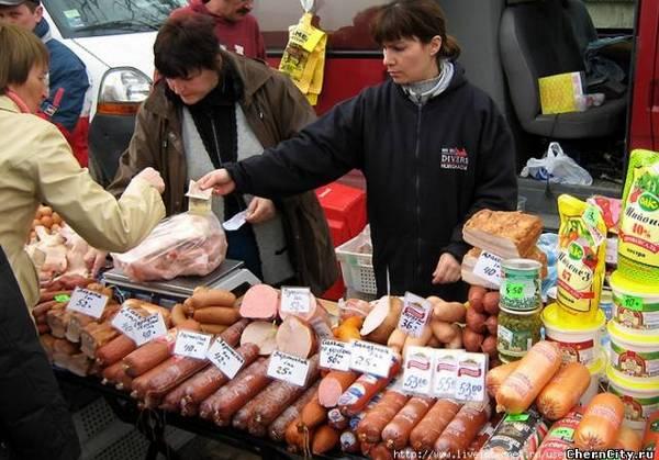 На четырех омских рынках будут продавать «Крестьянский продукт»