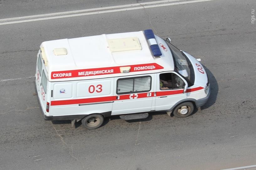 В Омске в ДТП пострадал 5-летний мальчик