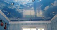 В Омской области поймали жулика, «промышлявшего» натяжными потолками