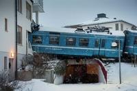 Уборщица, «угнавшая» поезд в Швеции, выучится на машиниста