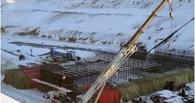 Красногорский гидроузел готов к паводку в Омске