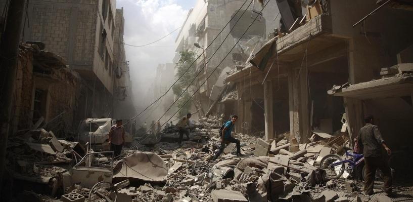 Московская компания запускает туры на войну в Сирии