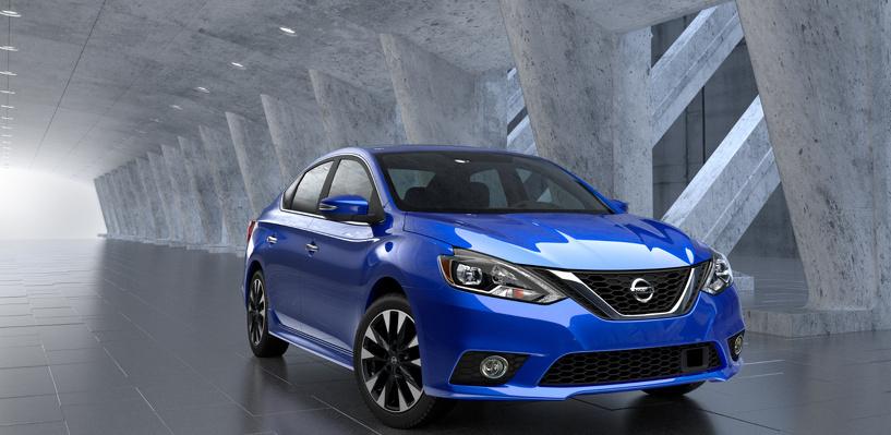 «V» значит «Сентра»: компактный седан от Nissan пережил рестайлинг