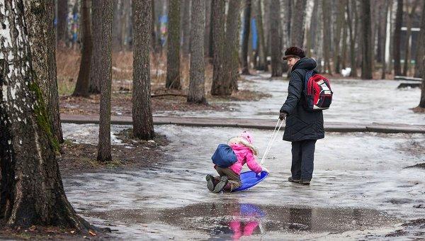 Синоптики пообещали потепление в Омске