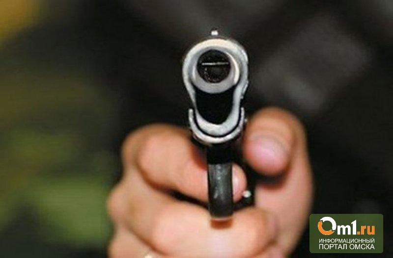 В Омске на Забайкальском рынке мужчину расстреляли из травмата