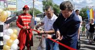 В Омске открыли две новые зеленые зоны отдыха