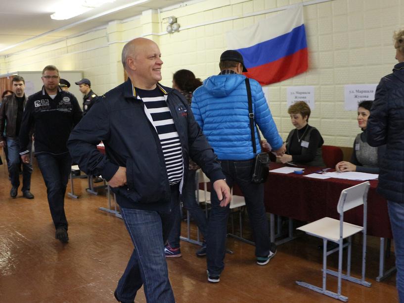 Назаров вновь станет губернатором Омской области 22 сентября