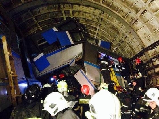 Стрелочник не виноват: авария в московском метро произошла из-за неисправности состава
