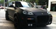 Porsche Cayenne должника из Омска нашел 14-летний школьник