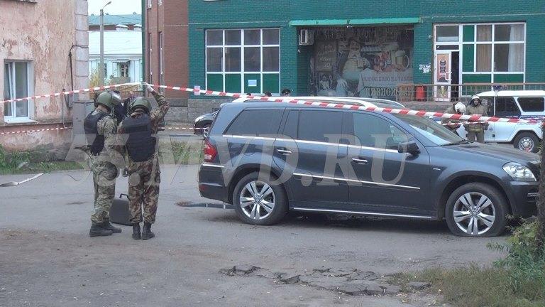 Расследование дела о подрыве машины Геворгяна приостановлено