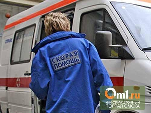 В Центральном округе Омска 13-летняя девочка попала под колеса «Тойоты»