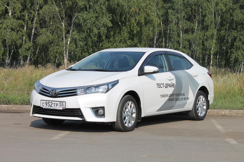 Тест-драйв обновленной Toyota Corolla: Как изменился самый продаваемый седан в мире?